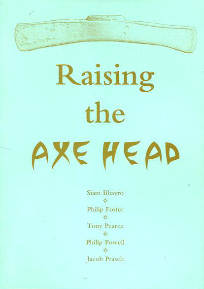 Image for Raising the Axe Head
