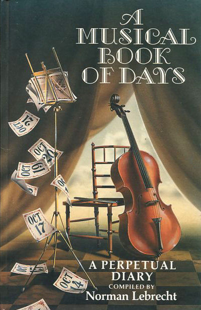 Image for Musical Book of Days