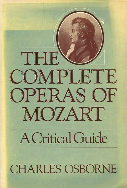 Image for Complete Operas of Mozart
