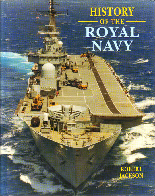 Image for History of the Royal Navy