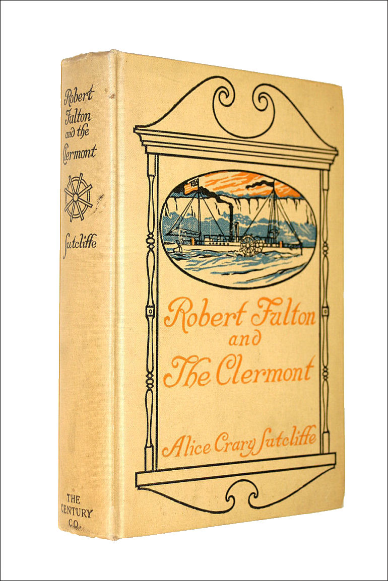 Image for Robert Fulton and the Clermont