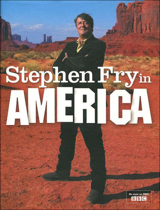 Image for Stephen Fry in America