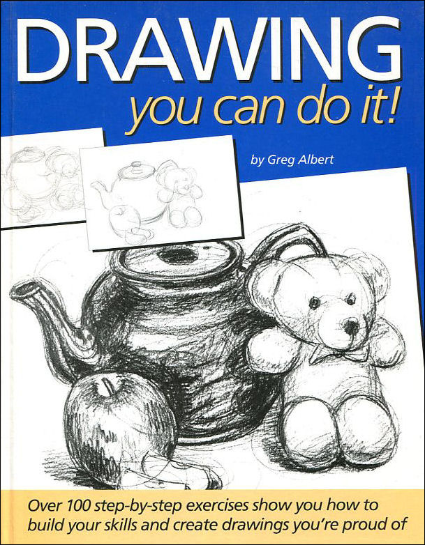 Image for Drawing: You Can Do it!