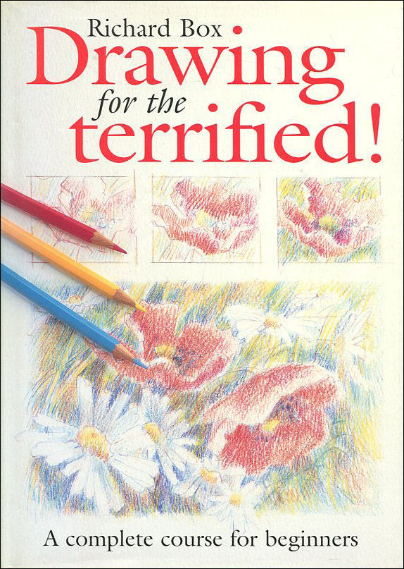 Image for Drawing for the Terrified