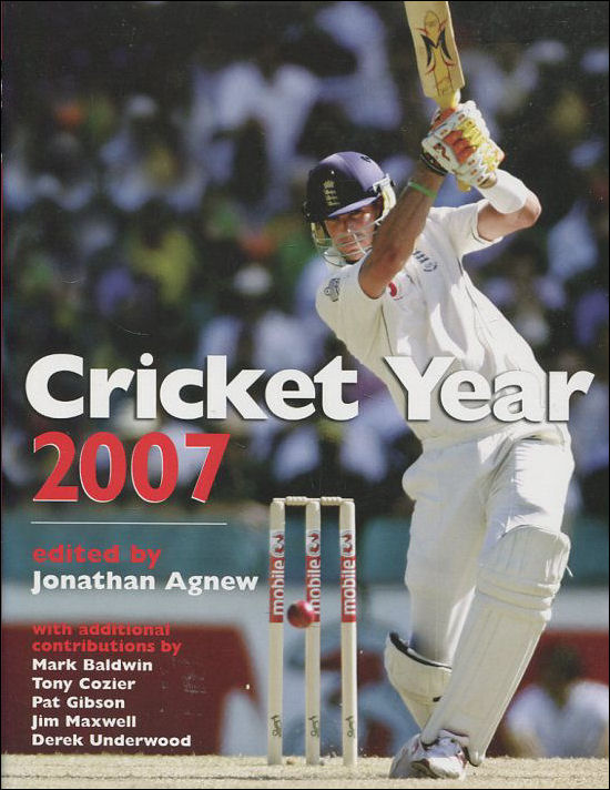 Image for Cricket Year 2007