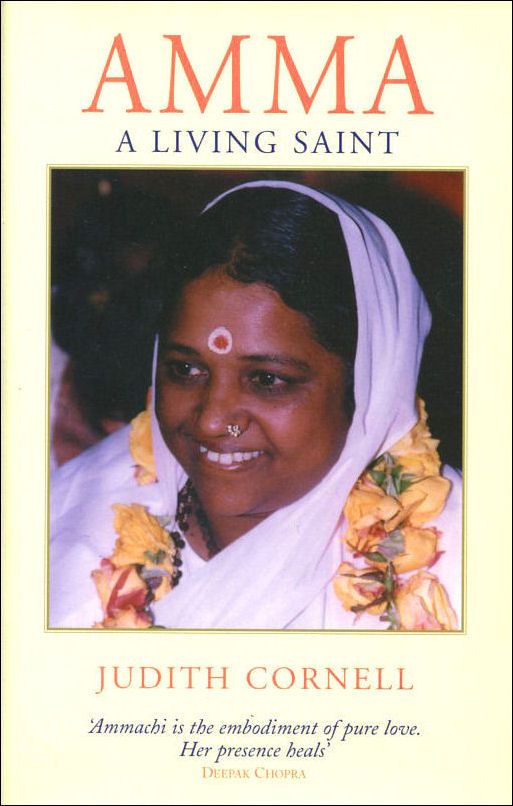 Image for Amma: A Living Saint