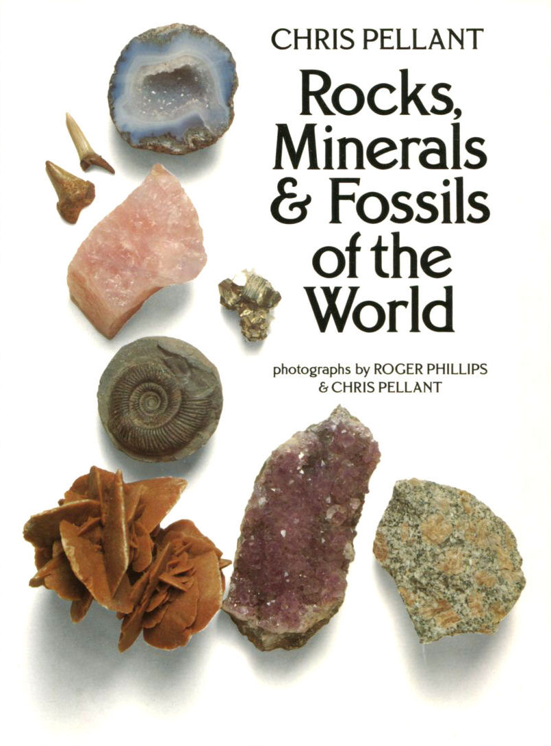 Image for Rocks, Minerals and Fossils of the World