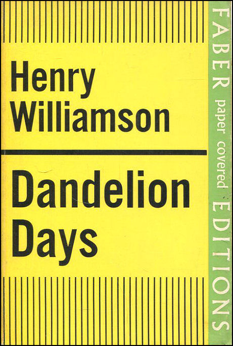 Image for Dandelion Days