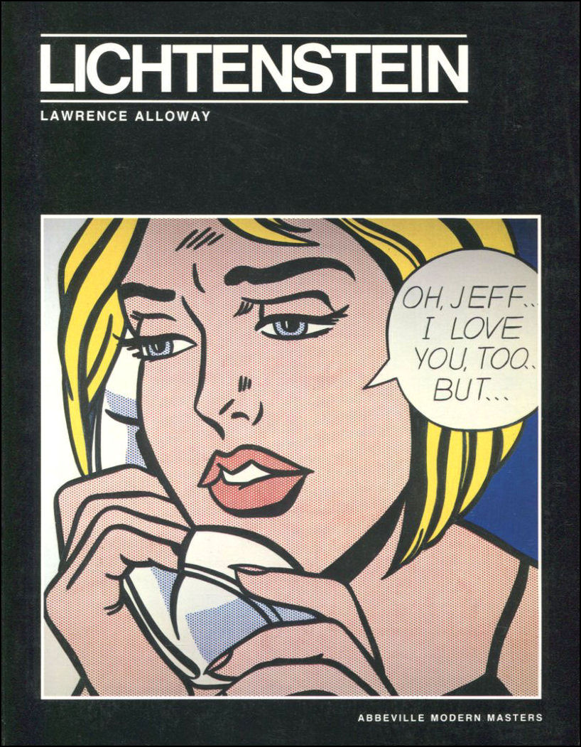 Image for Roy Lichtenstein