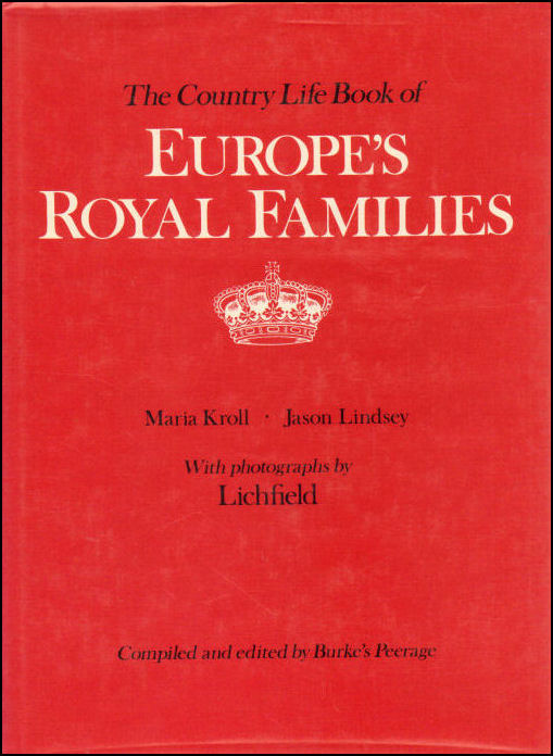 Image for Country Life Book of Europe's Royal Families