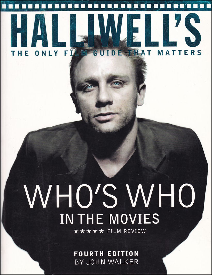 Image for Halliwell's Who's Who in the Movies