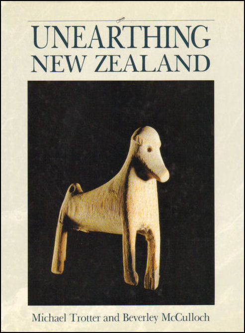 Image for Unearthing New Zealand