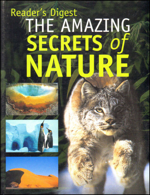 Image for The Amazing Secrets of Nature