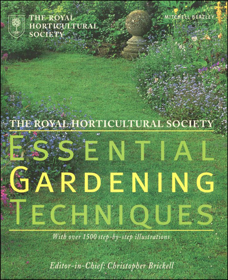 Image for Royal Horticultural Society Essential Gardening Techniques