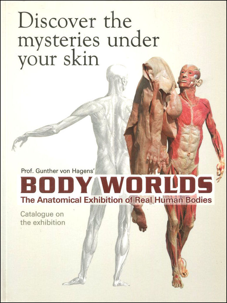 Image for Discover Mysteries Under Your Skin - A catalogue on the exhibition