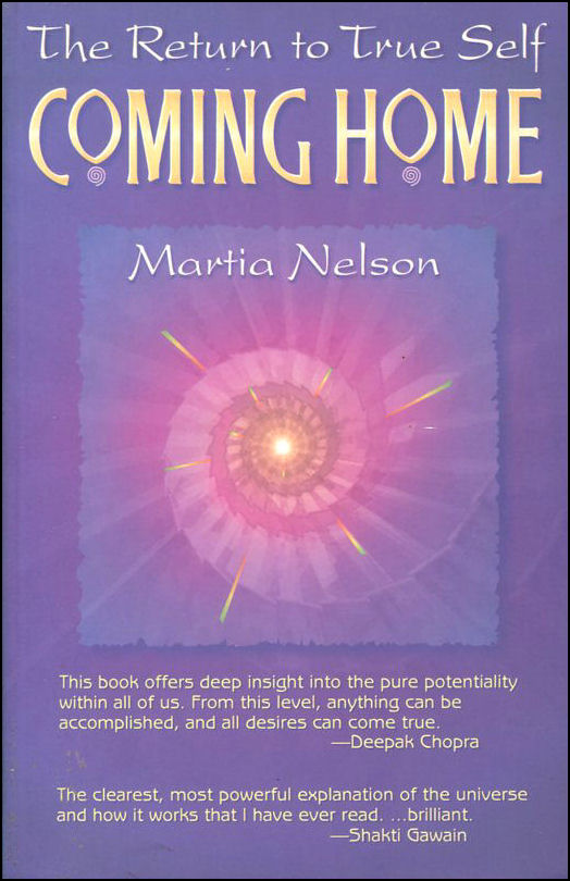 Image for Coming Home: The Return to True Self