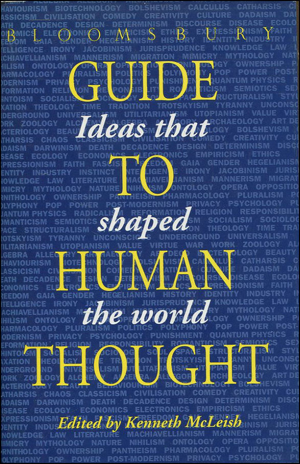 Image for Bloomsbury Guide to Human Thought: Ideas That Shaped Our World