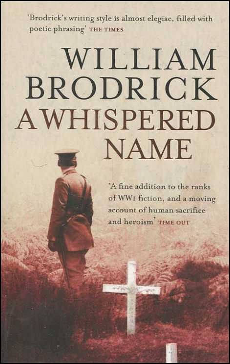 Image for A Whispered Name (Father Anselm Novels)