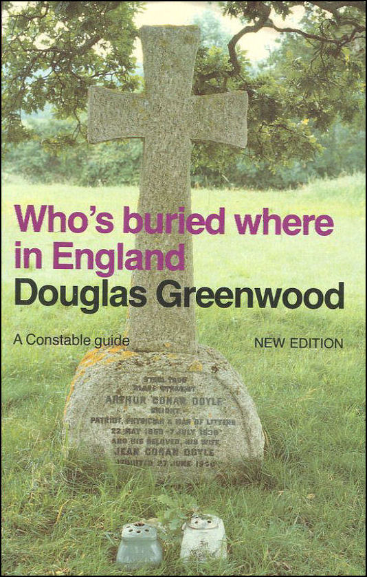 Image for Who's Buried Where in England
