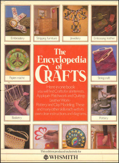 Image for The Encyclopedia Of Crafts