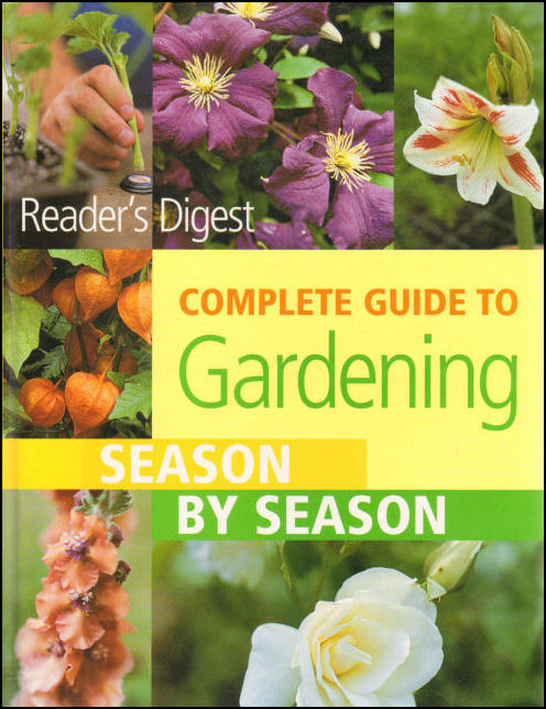 Image for Complete Guide to Gardening Season by Season