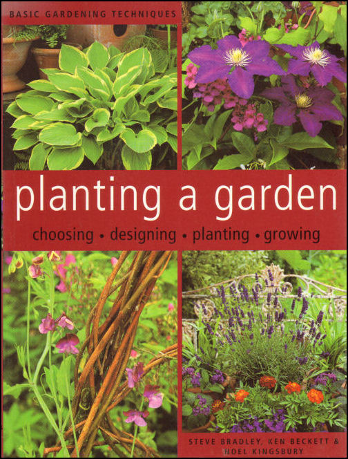 Image for Planting a Garden