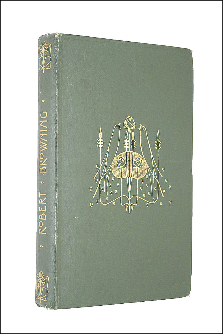 Poems By Robert Browning, Browning Robert, Meynell Alice