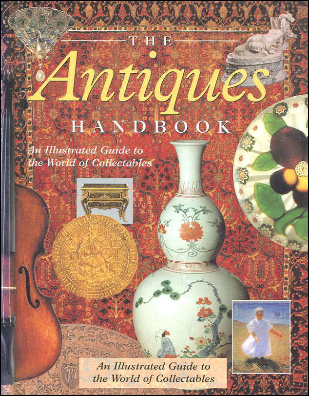 Image for Antiques Handbook