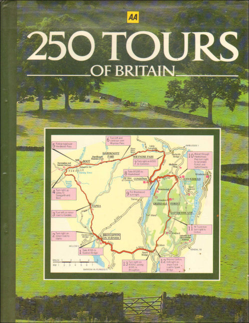 Image for 250 Tours of Britain