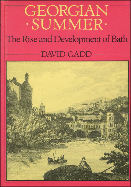 Image for Georgian Summer: Rise and Development of Bath