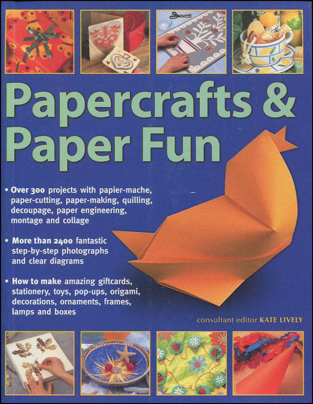 Image for Papercrafts and Paper Fun