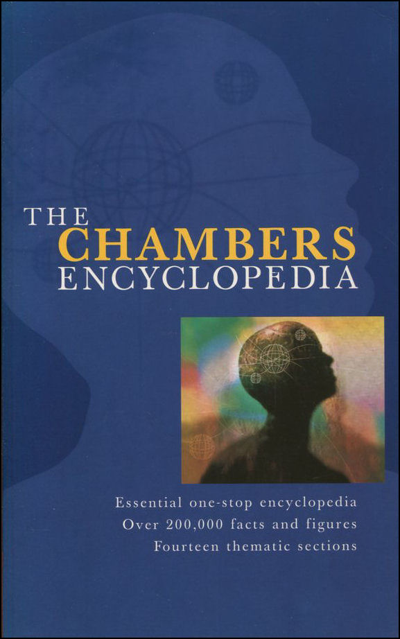 The Chambers Encyclopedia, Anderson, Trevor [Editor]; McGovern, Una [Editor];