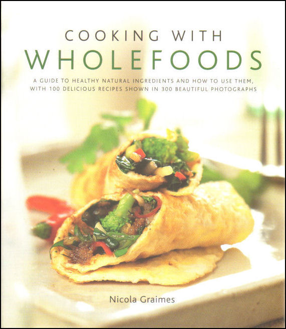 Image for Cooking with Wholefoods