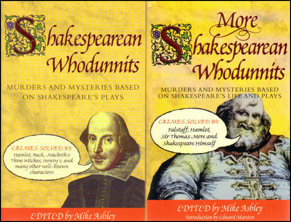 Image for The Collected Shakespearean Whodunnits ~ Murders and Mysteries based on Shakespeare's Plays (Boxed Set)