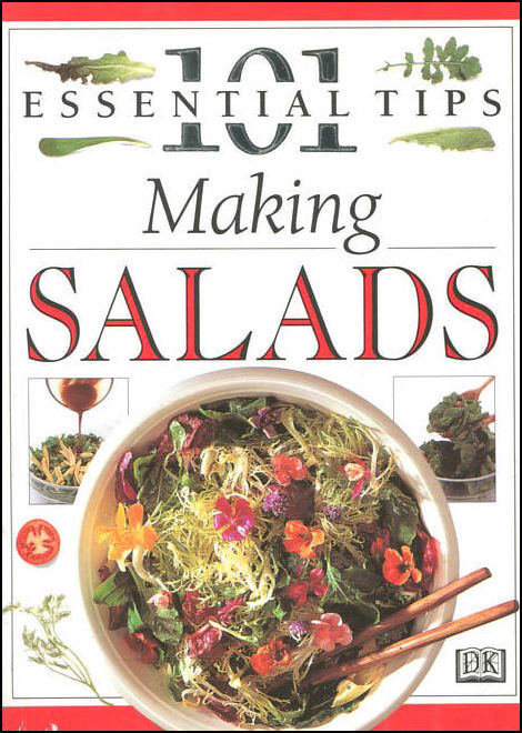 Image for 101 Essential Tips: Making Salads