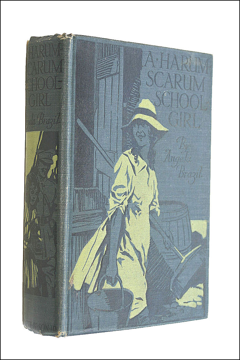 Image for A Harum-Scarum School-Girl