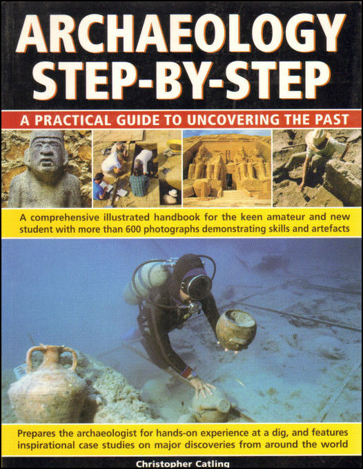 Image for Archaeology step-by-step