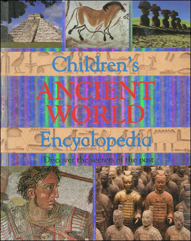 Image for Children's Ancient World Encyclopaedia