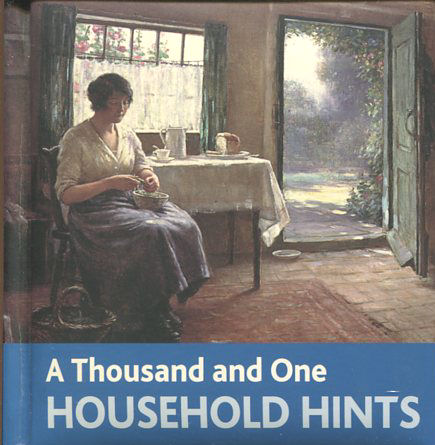 Image for A Thousand and One Household Hints