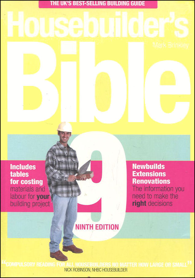 Image for Housebuilders Bible (9th Edition)