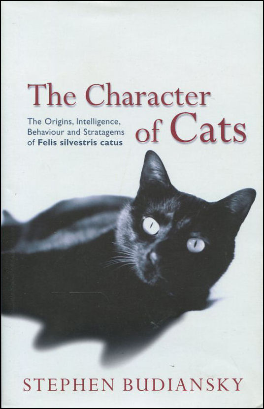 The Character of Cats, Budiansky, Stephen