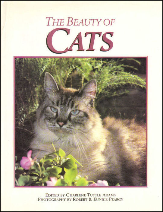 The Beauty of Cats, Charlene Tuttle Adams