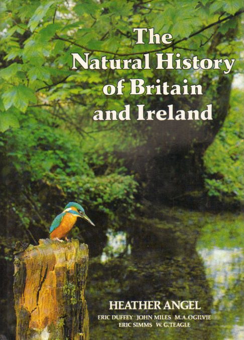 Image for The Natural History Of Britain And Ireland