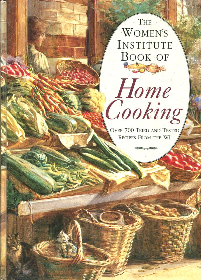 Image for The Women's Institute Book of Home Cooking