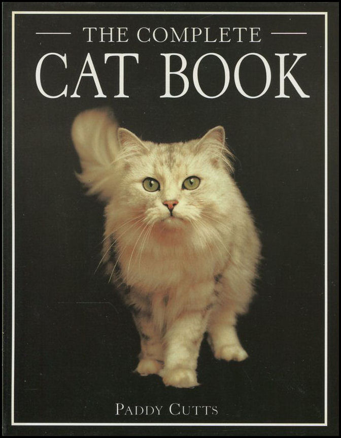 The Complete Cat Book, Cutts, Paddy