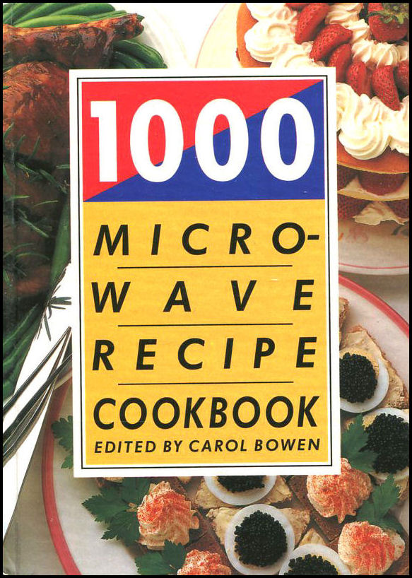 Image for 1000 Microwave Recipe Cook Book