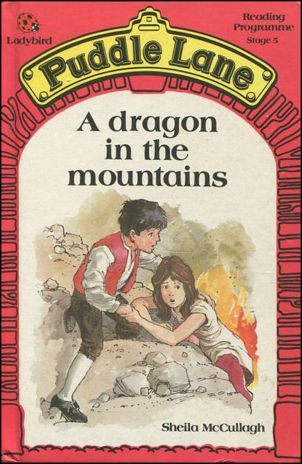 Image for A Dragon in the Mountains (Puddle Lane)
