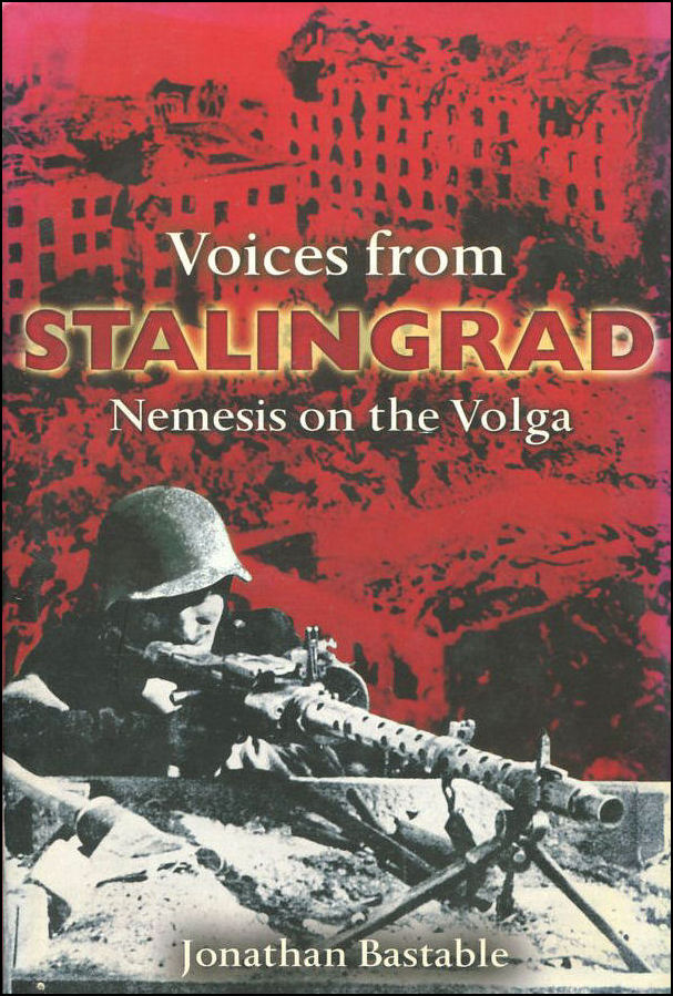 Image for Voices from Stalingrad: Nemesis on the Volga