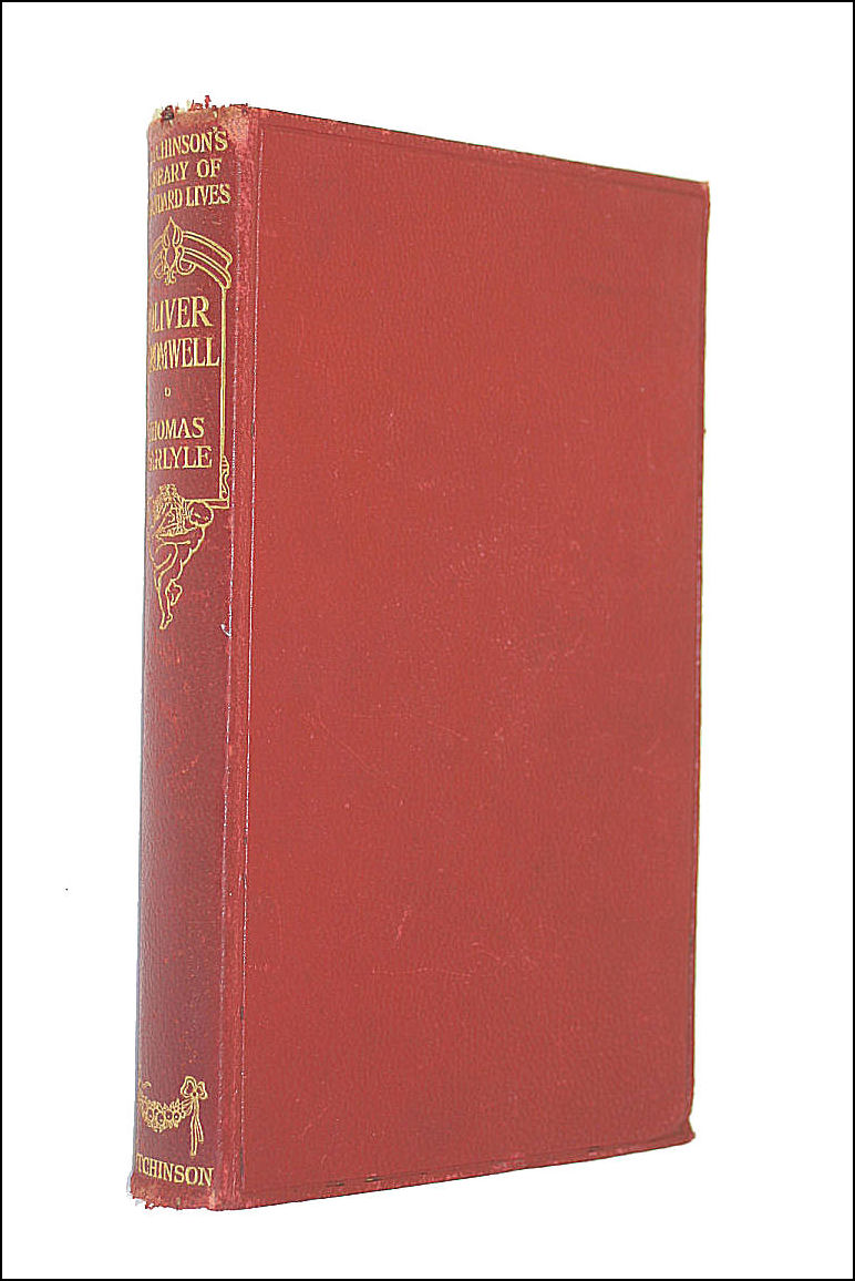 Carlyle's Oliver Cromwell, Thomas Carlyle