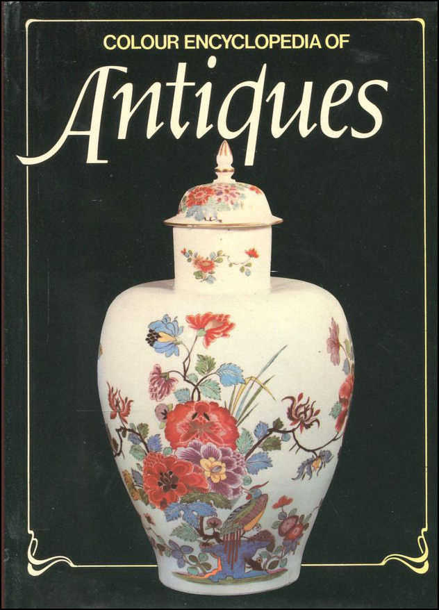 Image for Colour Encyclopaedia of Antiques